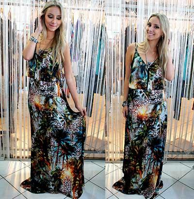 dicas de vestidos da moda 2015