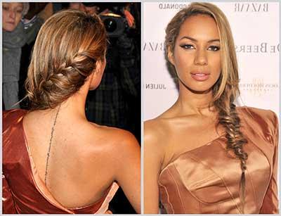 penteados femininos da moda
