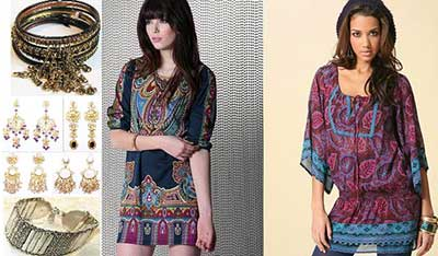 sugestões de túnicas femininas