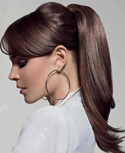 penteados de luxo