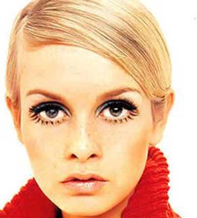 maquiagem da moda feminina