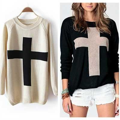 fotos de suéter feminino