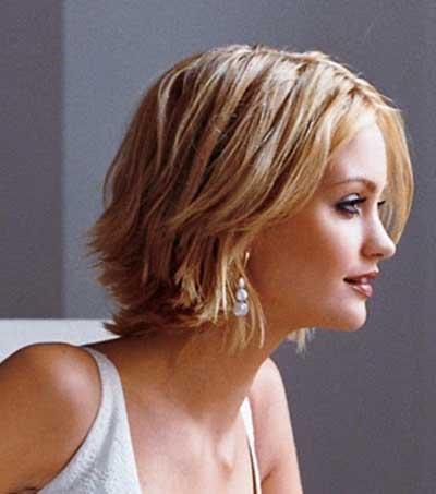 imagens de penteados para cabelos curtos