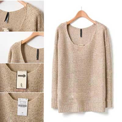 suéter feminino da moda feminina