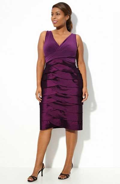 imagens de mulheres de vestidos