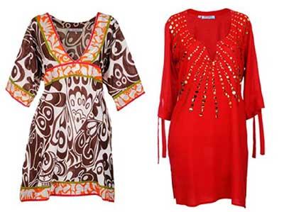 túnicas femininas