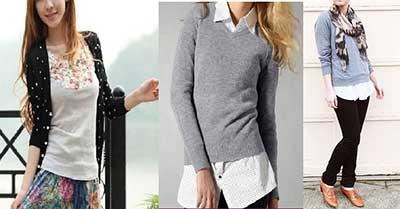 imagens de suéter para mulheres