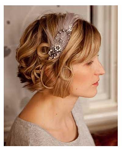 fotos de penteados para cabelos curtos