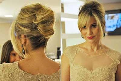 penteados da moda feminina