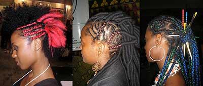 modelos de cabelos