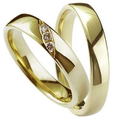 foto de aliança de noivado