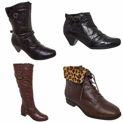 modelos de botas femininas