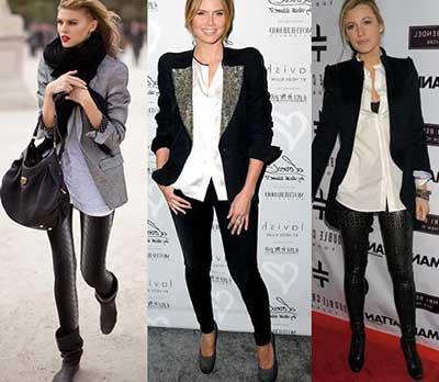 dicas de calças legging