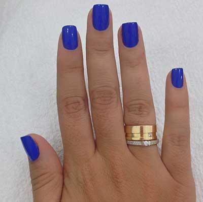 esmalte azul Giovanna Antonelli