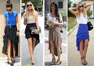 fotos de looks femininos