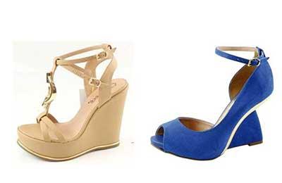 galeria de sandálias