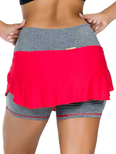 523414508 moda fitness. imagens de short saia fitness
