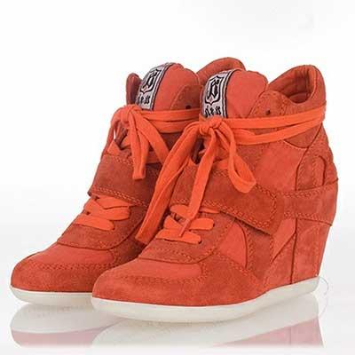 calçados de frio
