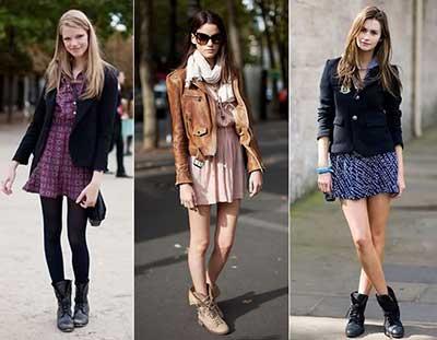 combinação de roupas