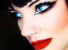 maquiagem de bruxa