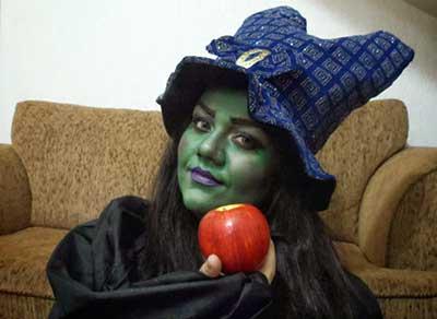 para festa de dia das bruxas