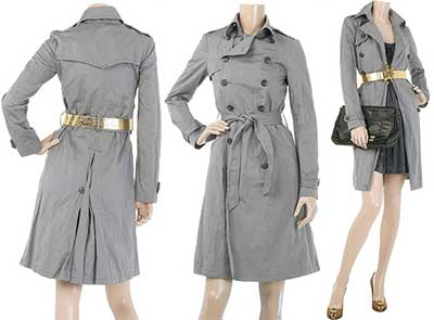 Fotos de Trench coat