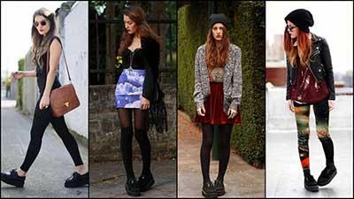 looks de inverno