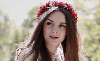 modelos de tiara de flores