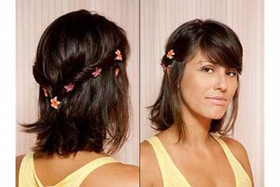 fotos de cabelos curtos