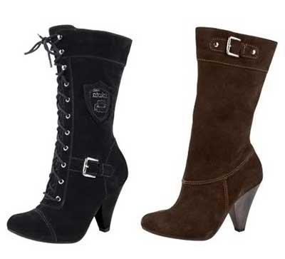 modelos de botas dakota