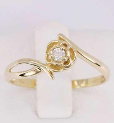anel de festa