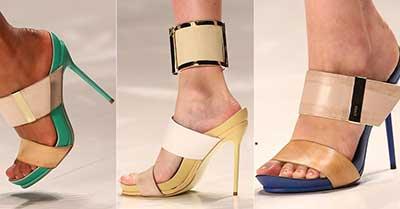 dicas de sandálias