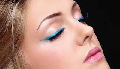 Make de Olho Azul