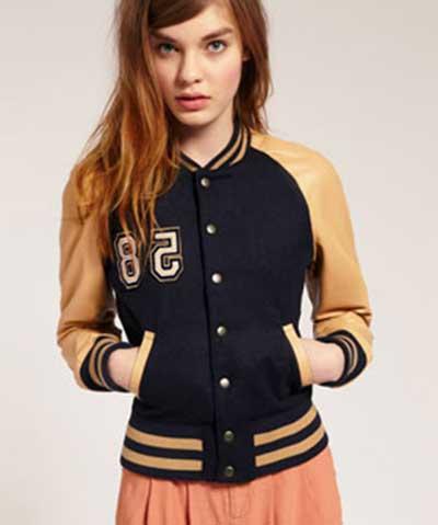 Modelos de Varsity Jackets