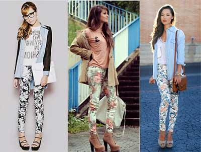 tendências de calças legging