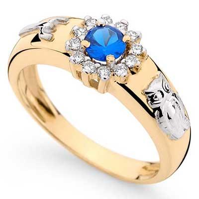 pedra azul
