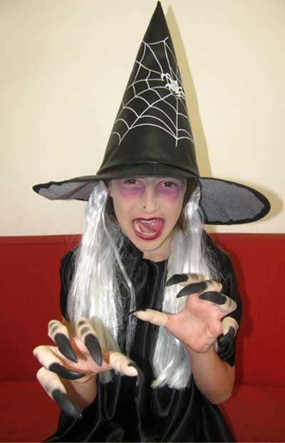 dicas de make de bruxa