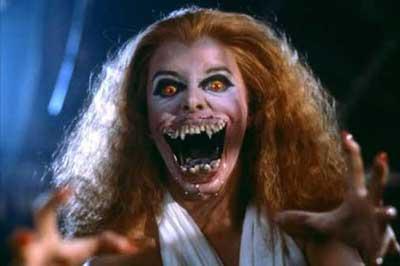 foto de maquiagem de bruxa