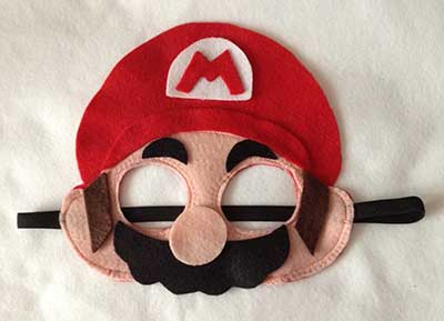 imagens de máscaras engraçadas