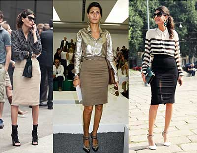 saia social da moda