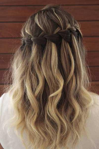 penteados da moda
