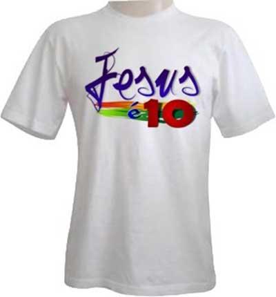 camisetas evangélicas