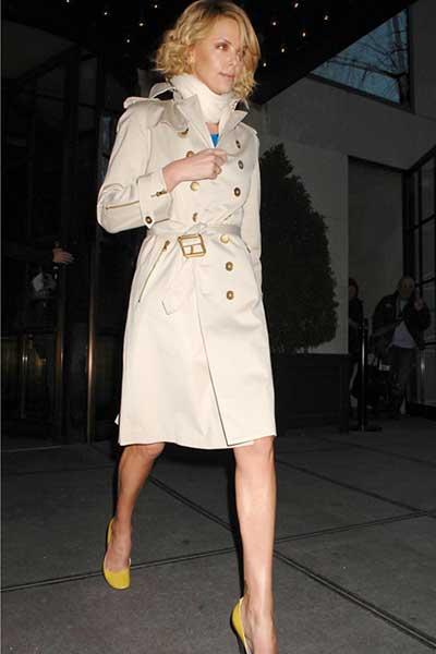 casacos da moda