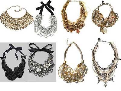 ideias de maxi colares