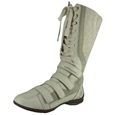 imagens de botas cravo e canela