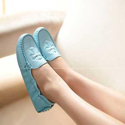 modelos azuis
