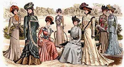 moda como era