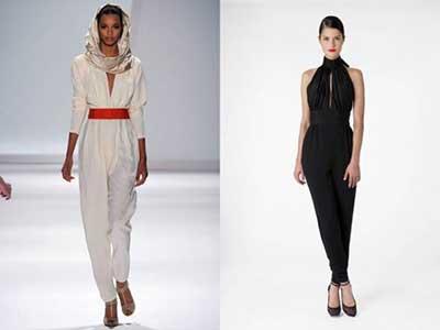 nos eventos de moda