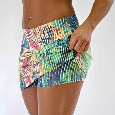 fotos de shorts saia