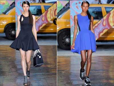 tecidos da moda